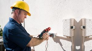 Margate Electrician doing Electrical Repairs